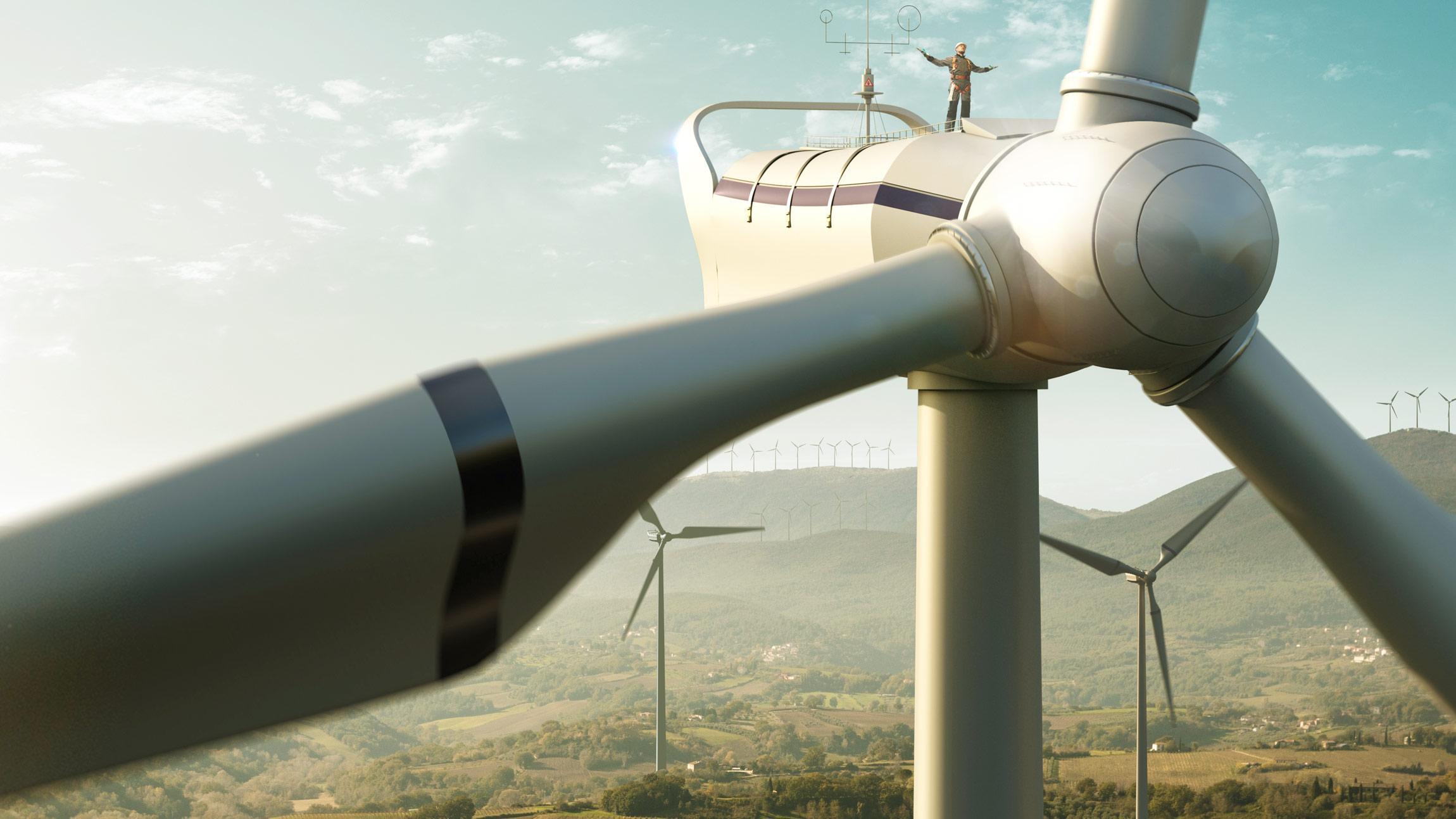 Tuulivoimapalvelut tuulipuiston käyttöönotosta ylläpitoon saakka